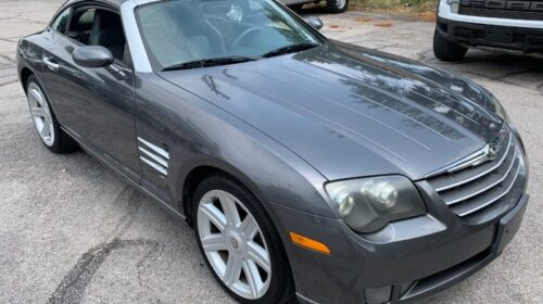 Buy 2005 Chrysler Crossfire Limited Coupe RWD