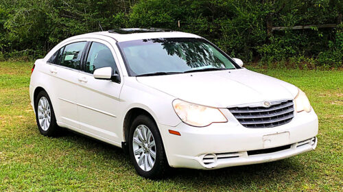 Buy 2010 Chrysler Sebring Limited Sedan FWD