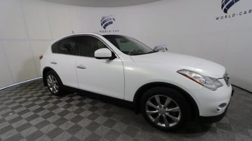 Buy 2011 INFINITI EX35 Journey AWD