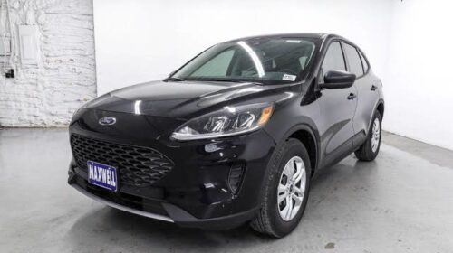 Buy 2020 Ford Escape S FWD