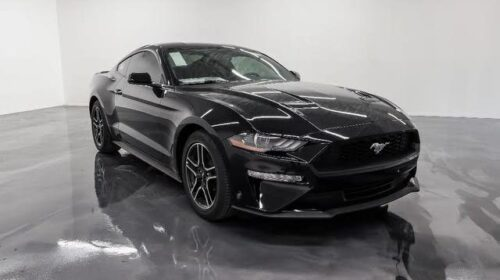 Buy 2020 Ford Mustang EcoBoost Coupe RWD