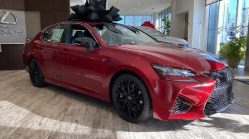 Buy 2020 Lexus GS F F RWD