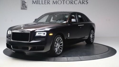 Buy 2020 Rolls-Royce Ghost RWD