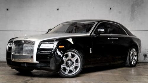 Buy 2010 Rolls-Royce Ghost